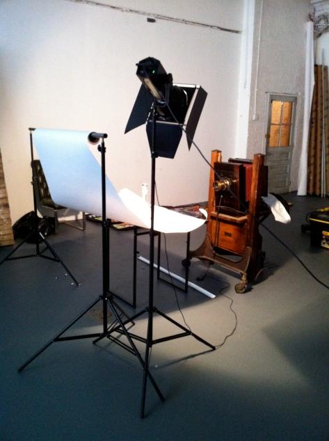 Studio setup #2