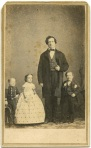 Commodore Nutt, Mrs. and Mr. Tom Thumb