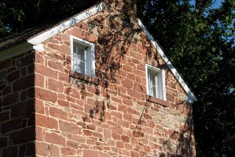 Canal House Windows