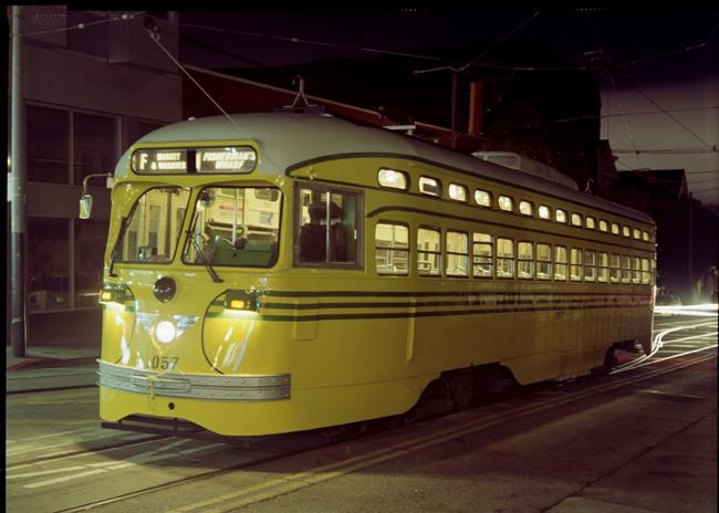 The F-Trolley, Market & Castro