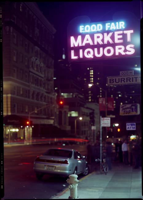 Food Fair Market & Liquors, Bush Street