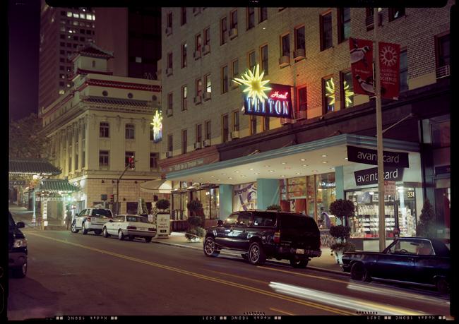 Hotel Triton, Grant Street