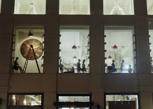 Windows, Jin Wang Boutique