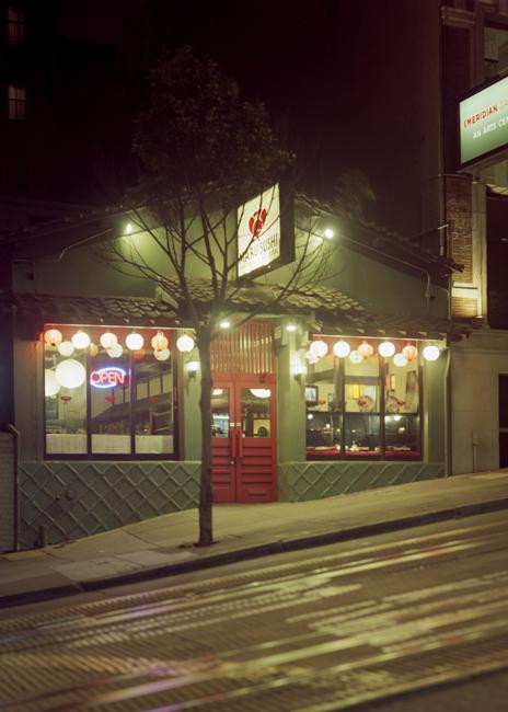 Maru Sushi, Powell Street