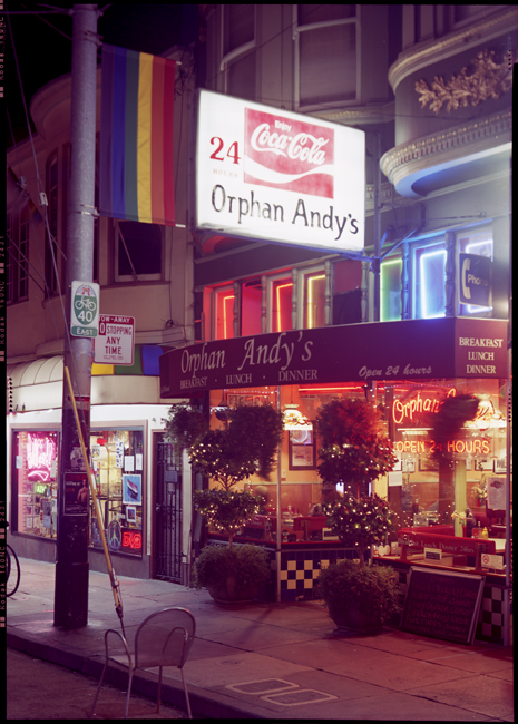 Little Orphan Andy's, Market & Castro