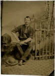 Tintype, Occupational, Plumber