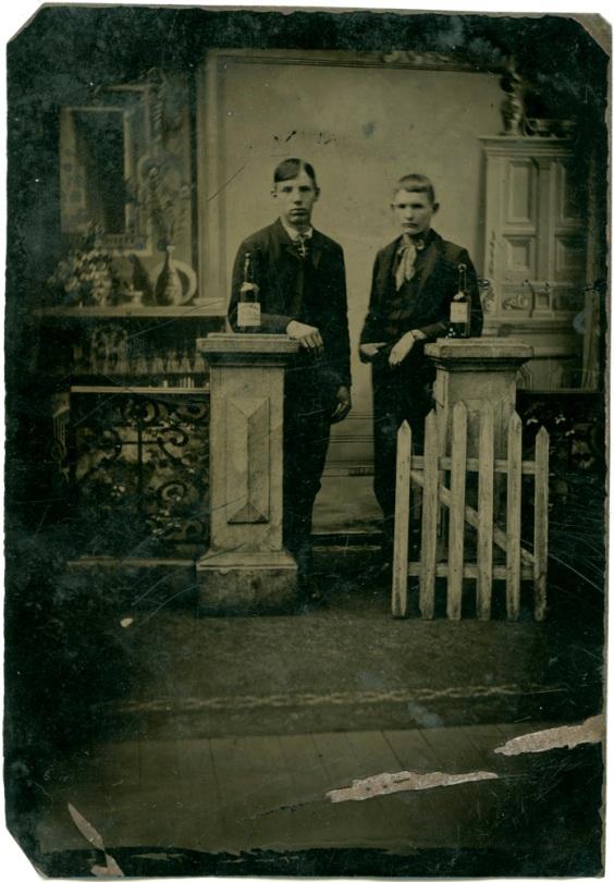 Tintype, Two Brewers, Keystone Cabinet Export Beer