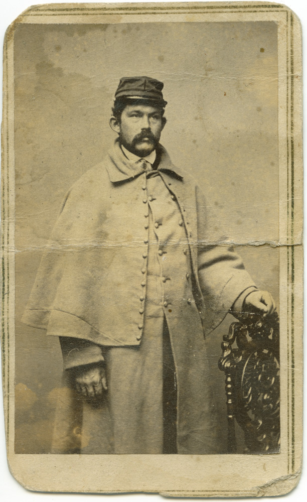 Union Soldier, Wm. J. Tait studio, NY