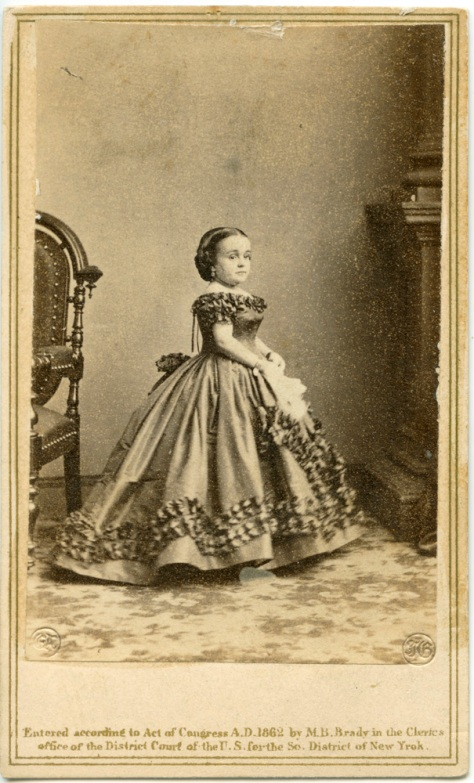 Lavinia Warren Stratton, Mrs. Tom Thumb