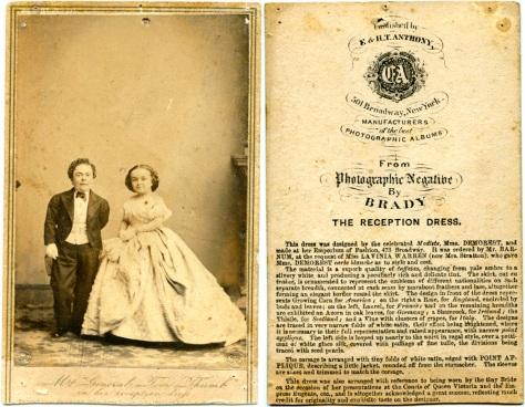 The Reception Dress, The Fairy Wedding