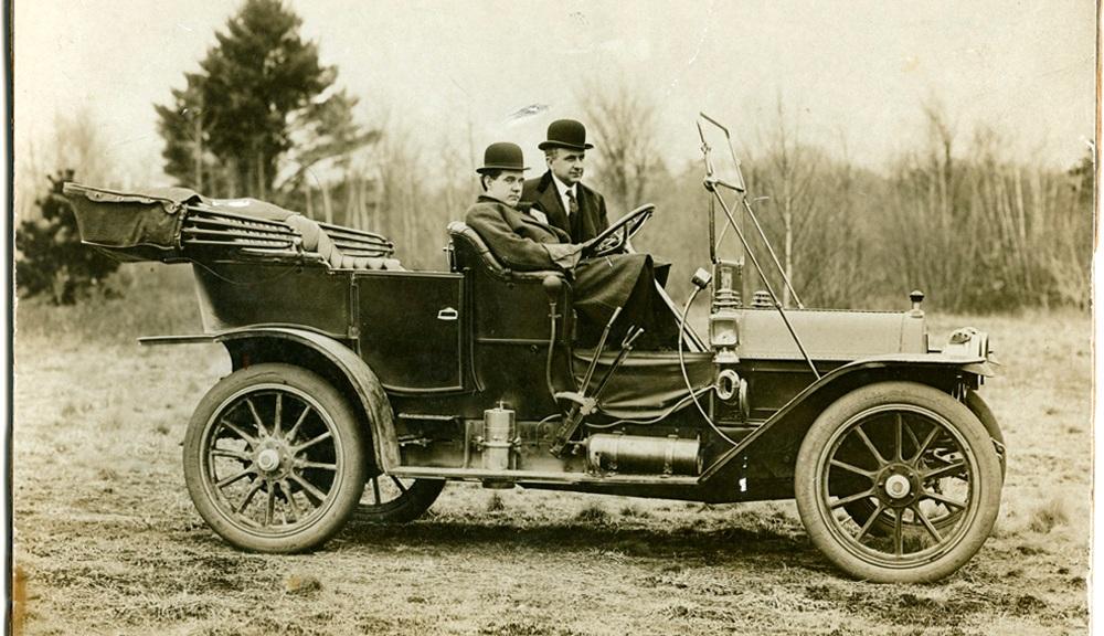 1911 Cadillac