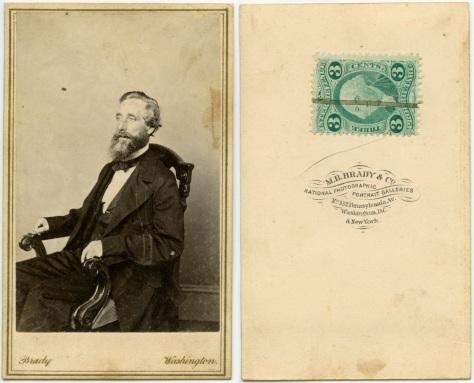 Older Gentleman, Mathew Brady, Washington DC