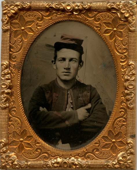 76th Pennsylvania Zouaves, ca. 1862, my ancestor