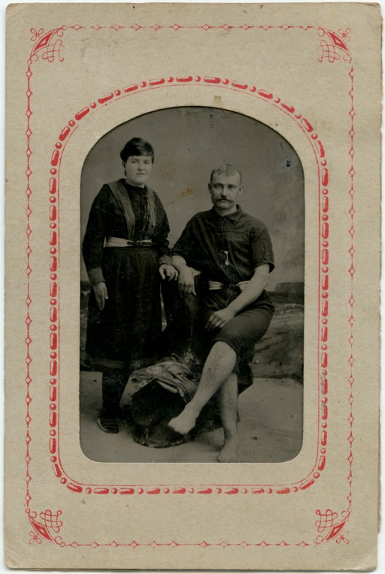 Tintype, Bathing Beauties