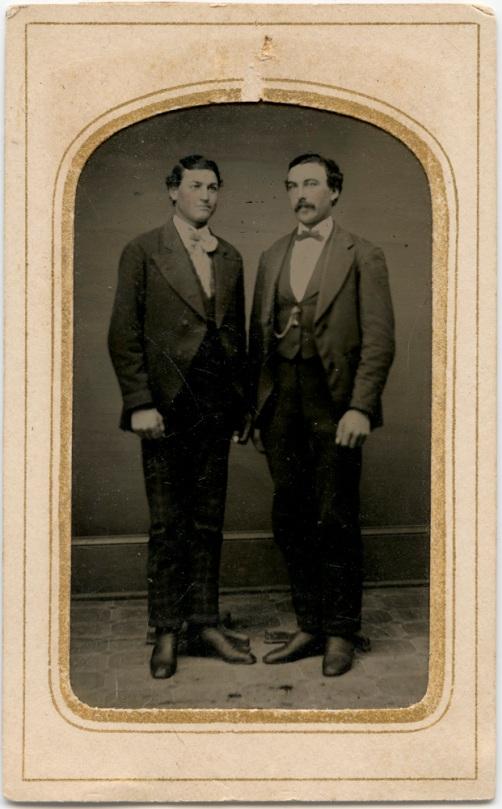 Tintype, Father & Son?