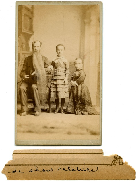 Sideshow Family, Aledo, Illinois