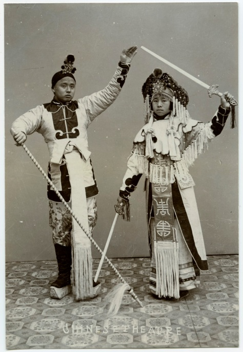 Peking Opera Performers