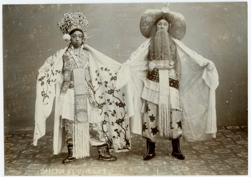 Peking Opera Performers