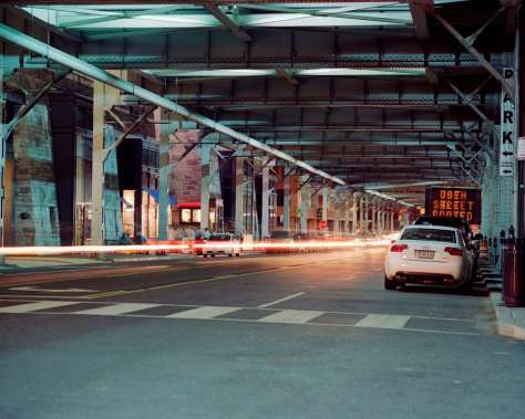 Under the Whitehurst Freeway