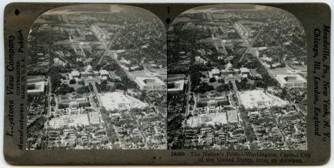 Capitol Hill Aerial View