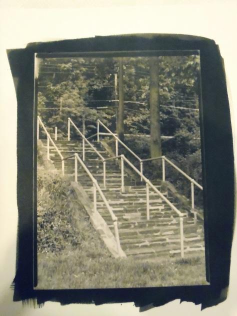 Stairs, Glen Echo