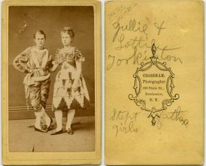 Gullie & Lottie Tarkinton