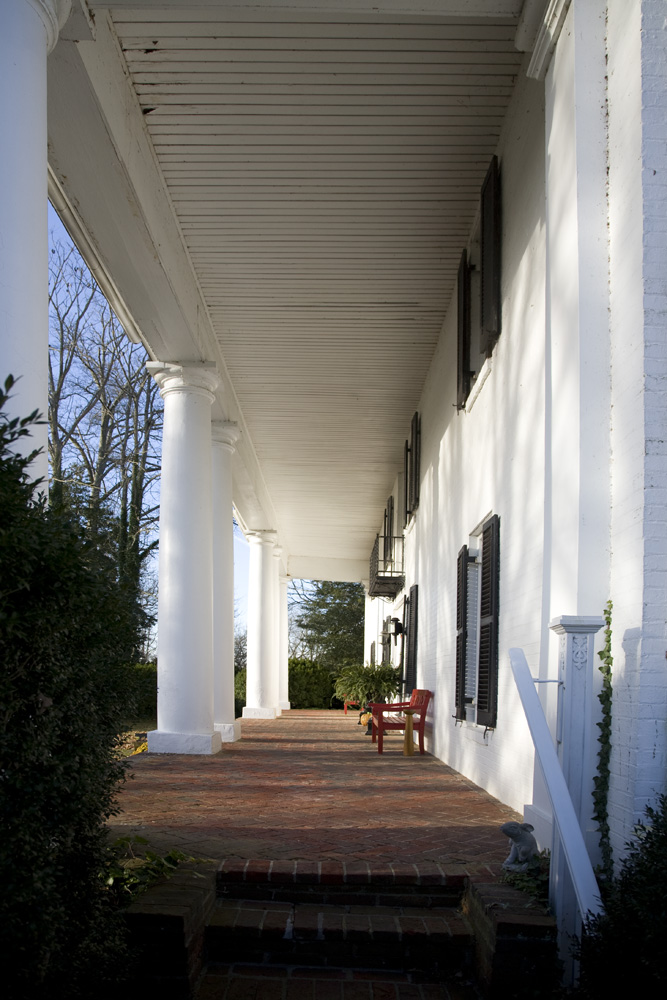 Front Porch, Meander Plantation
