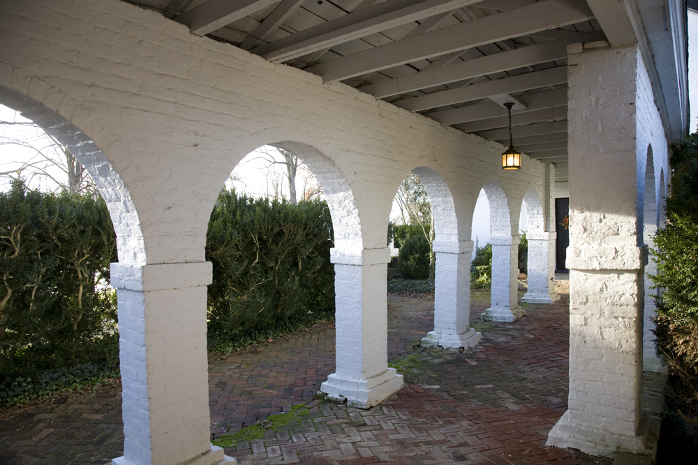 Kitchen Arcade, Meander Plantation