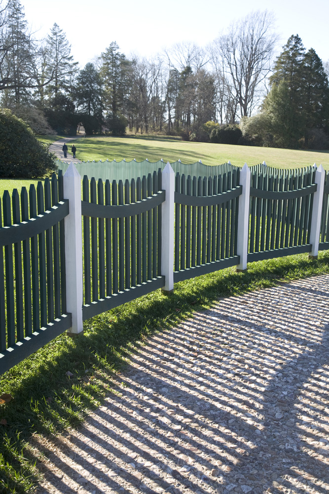 Fence, Approaching the House, Montpelier