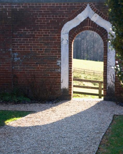 Exit, Walled Garden, Montpelier