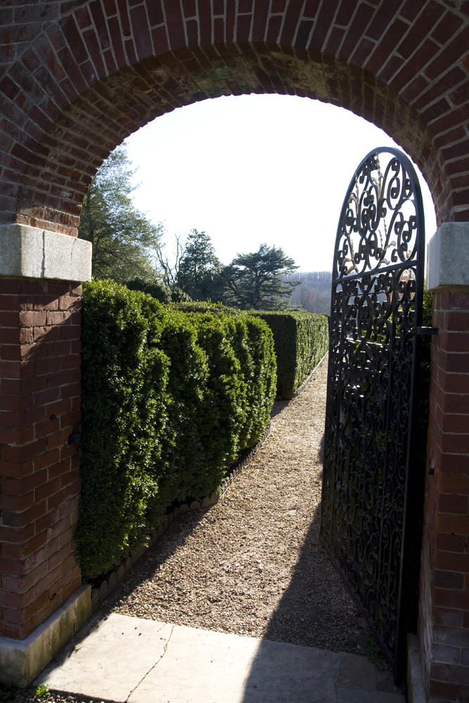 Walled Garden Entrance, Montpelier