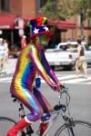 Rainbow Body Suit #2