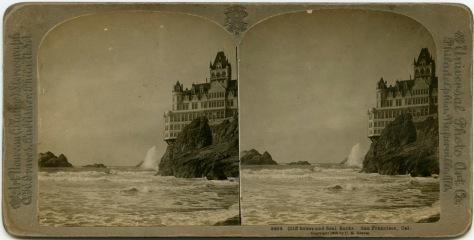 Stereoview, Cliff House, San Francisco, ca. 1900