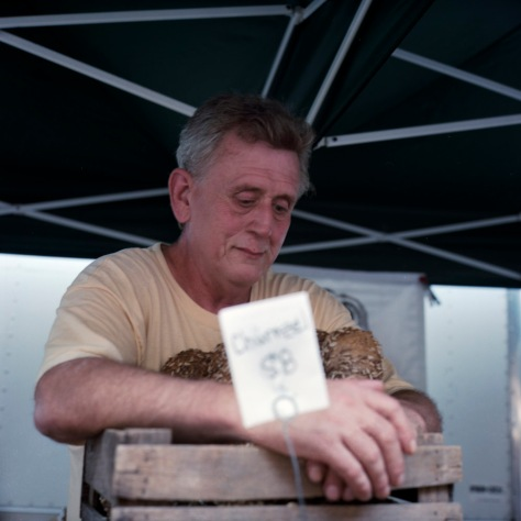 The Bread Man, Penn Quarter Farmers' Market