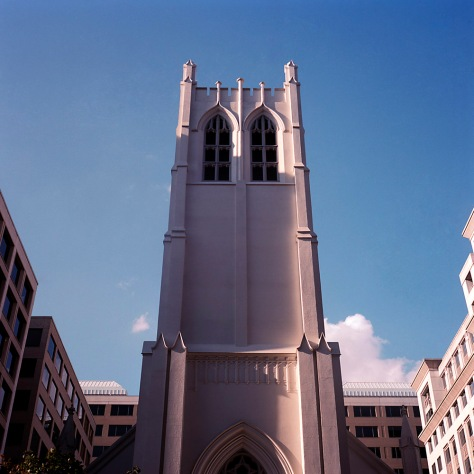 Episcopal Church, 13th and G Streets