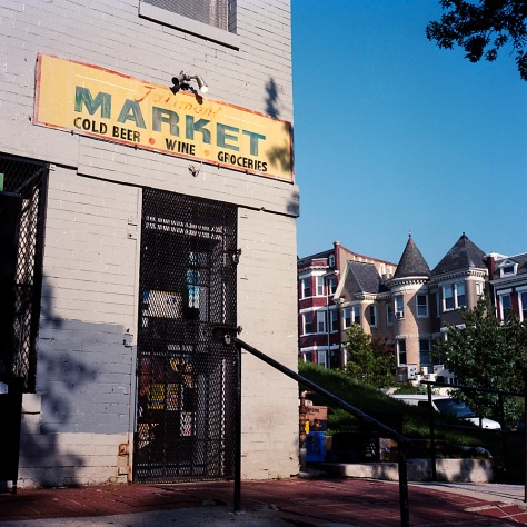 The Fairmount Market, 11th and Fairmount