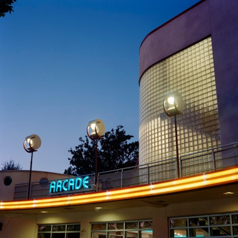 Glen Echo Arcade, Twilight