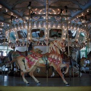 Dentzel Carousel Horse