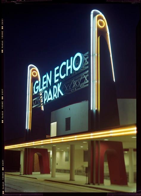Glen Echo Sign
