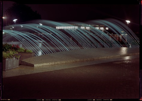 Fountain, Georgetown Waterfront, Kennedy Center