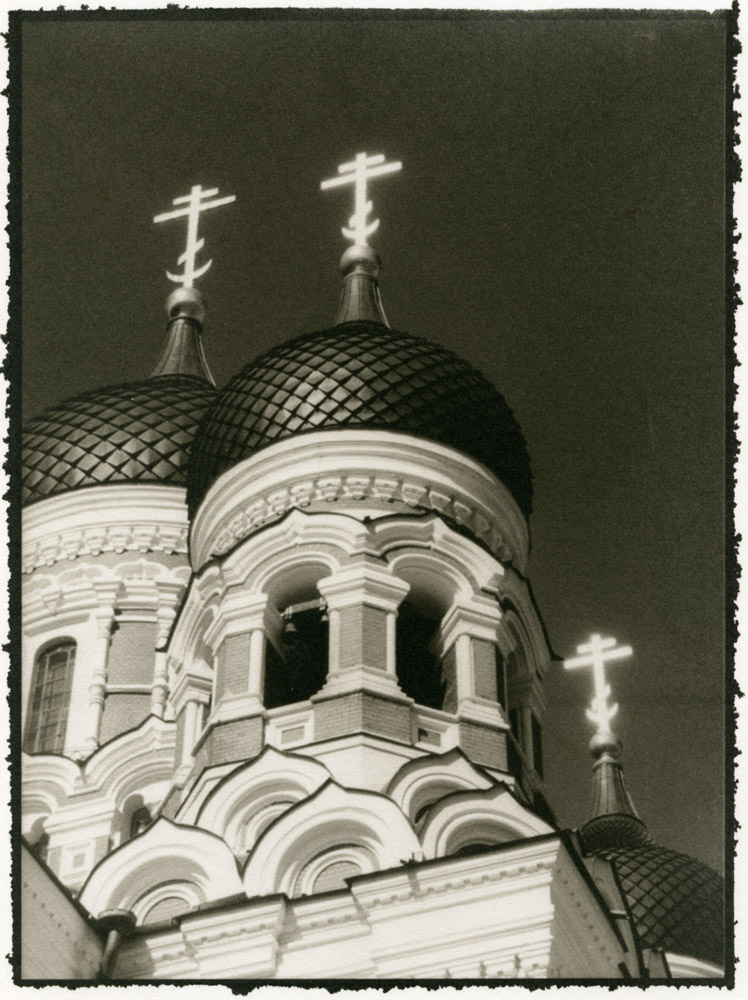 Orthodox Cathedral, by Patrick Brown