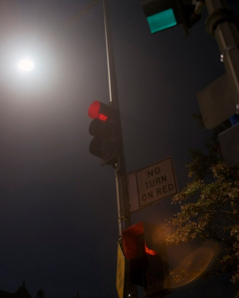 Red Light, Green Light, Fog, 11th & Euclid