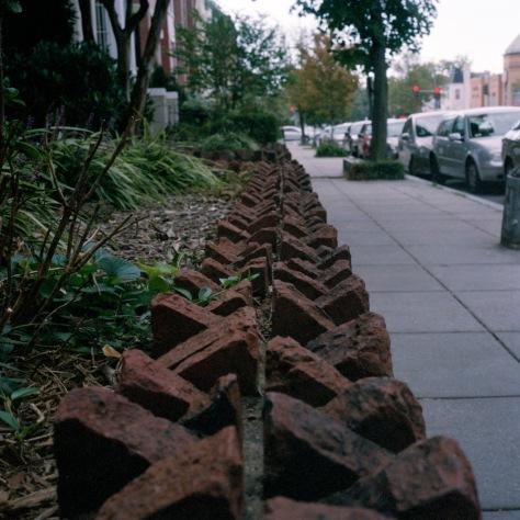 13th Street Brickwork