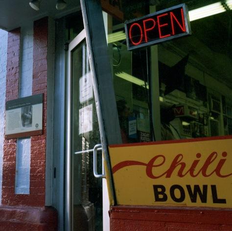 Door, Ben's Chili Bowl