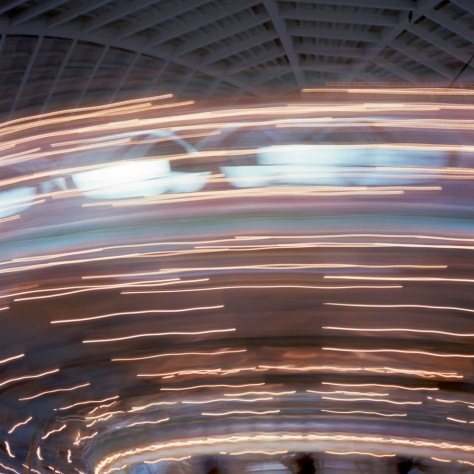 Glen Echo Carousel in Motion, #2