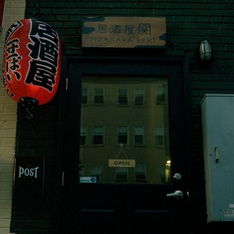 Izakaya Seki, V Street