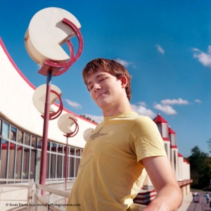 James, Glen Echo Park #2