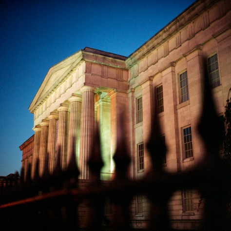 National Portrait Gallery, Twilight