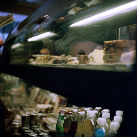 Food Case, Starbucks, 13th Street