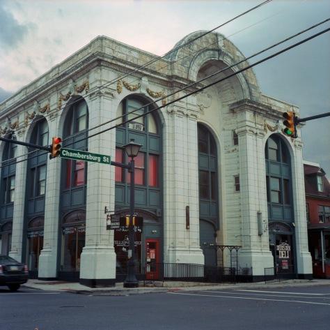 Chambersburg Street